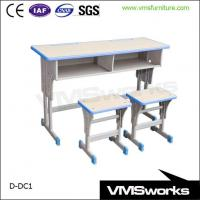 Buy cheap Double Primary School Room Tables And Chairs from wholesalers