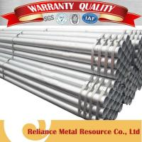 Buy cheap GI Pipe BS1387 Galvanized Steel Pipe from wholesalers