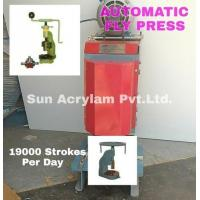 Buy cheap Automatic Fly Press from wholesalers