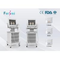 Buy cheap High intensity focused ultrasound real hifu non surgical ulthera face lift equipment from wholesalers