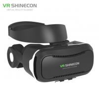 China Universal Virtual Reality Helmet 3D Video Glasses for Mobile Phone on sale