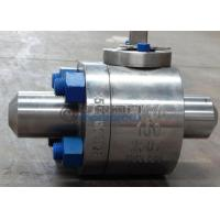 Buy cheap Duplex Steel Ball Valve manufacturer(DSS) from wholesalers