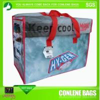 Buy cheap Polyester Promotional Outdoor Freezable insulated Lunch Cooler Bag from wholesalers