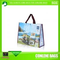 Buy cheap Multifunctional Custom Logo Print RPET Non Woven Bag Made in China from wholesalers