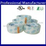 Packing Tape-012 Clear and Brown Water Based Acrylic Adhesive Carton Sealing Bopp Packing Tape