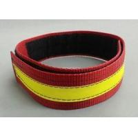 Buy cheap Fire Hose Straps Denver Load/High Rise - Red w/3M Yellow Reflective for 1 3/4 hose - 3 pack from wholesalers