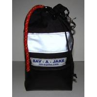Buy cheap 100' Firefighter Drop Bag Black w/3M Silver Reflective from wholesalers