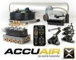 Buy cheap AccuAir Air Ride Suspension Management Stage 1 AA AMP1 TPAD from wholesalers