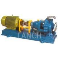 IS, IH single stage signle suction rawwater (anti-corrosion type) centrifugal pump