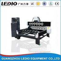 Buy cheap Alibaba Best Sell 4 Axis Rotary Cnc Engraving And Cutting Machine For Cylinder Wood from wholesalers