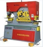 Buy cheap Double Cylinders Hydraulic Ironworker Q35Y-20 from wholesalers