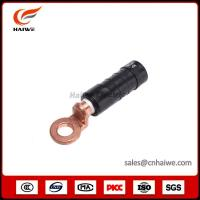 Buy cheap CPTAU Pre-insulated Bi-metal lug Cable lugs and connectors from wholesalers