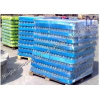 Buy cheap 2mm 3mm 4mm corrugated plastic sheet factory offered PP Bottle Layer Pad from wholesalers