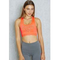 Buy cheap Only Play Slogan Sports Bra from wholesalers