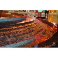 Buy cheap Outdoor fountain decoration waterfall fountain for the square from wholesalers