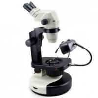 Buy cheap Jewel Gem Stereo Microscope with Multi Light Source and Darkfield Stage 6.5X-90X from wholesalers