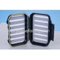 Buy cheap Fly Fishing box with slit foam Plastic Fishing tackle box from wholesalers