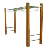 Buy cheap Top quality outdoor fitness monkey bars for adult exercise from wholesalers