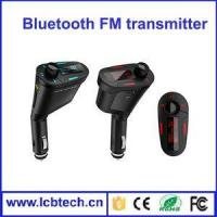 Buy cheap Routers Bluetooth FM transmitter from wholesalers