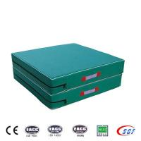 Top Quality gymnastic championship leather waterproof exercise mats