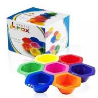 Buy cheap Box of 7 Arctic Fox Rainbow Tint Bowls - New Arrival from wholesalers