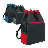 Buy cheap Deluxe Large Drawstring Bag / Backpack. BPK324 from wholesalers
