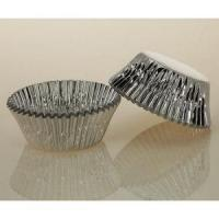 Buy cheap Siliver foil baking cup from wholesalers
