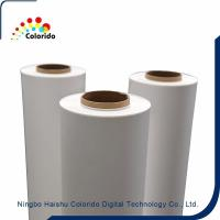 Buy cheap Sublimation paper for sublimation ink printing from wholesalers