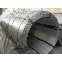 Buy cheap High-Tensile Prestressing Hot-Dipped Galvanized Steel Strand 01 from wholesalers