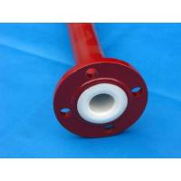 Buy cheap PTFE Lined Pipes from wholesalers