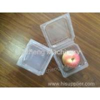Buy cheap Plastic Clear PP Fruit Box Thermoforming Machine from wholesalers