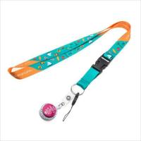 Buy cheap Lanyards Wholesales custom pretty lanyards for badges Return on a page from wholesalers