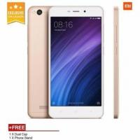 Buy cheap Mobiles & Tablets Mi Redmi 4A 2GB + 32GB (Gold) Original Xiaomi Malaysia Set from wholesalers