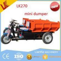 used hino electric dump truck tricycle,electric garden mini dumper truck