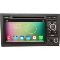Buy cheap In-Dash Car Navigation Stereo Audi A4/S4/RS4 2002-2008 Autoradio GPS Navigation Head Unit from wholesalers