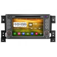 Buy cheap In-Dash Car Navigation Stereo Android 4.0 OS Navigation Radio Player For Suzuki Grand Vitara from wholesalers