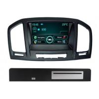 Buy cheap In-Dash Car Navigation Stereo Opel Insignia Aftermarket Navigation Car DVD Player from wholesalers