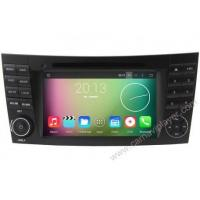 Buy cheap In-Dash Car Navigation Stereo Android 5.1 Navigation Player For Benz W209 W211 W219 from wholesalers