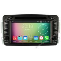 Buy cheap In-Dash Car Navigation Stereo Android 5.1 Navigation DVD Player For Benz A C CLK E G M ML S from wholesalers