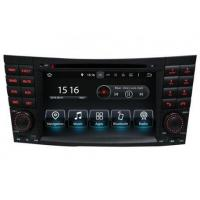 Buy cheap In-Dash Car Navigation Stereo Mercedes-Benz CLK-W209 CLS-W219 E-W211 Aftermarket Navigation from wholesalers