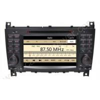 Buy cheap In-Dash Car Navigation Stereo Mercedes-Benz C-W203 CLC Aftermarket Navigation Player from wholesalers