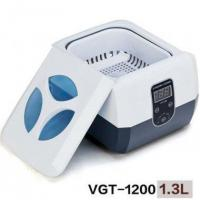Buy cheap 1.3L digital ultrasonic jewelry cleaner with free cleaning basket 110V, 220V VGT-1200 Item54-3 from wholesalers