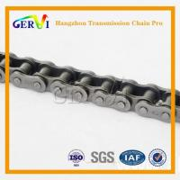 Buy cheap Thru Hardened Pins Accurate Dimension Roller Chains from wholesalers
