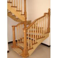 Buy cheap Natural Solid Bamboo Stair Treads from wholesalers