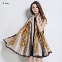 Buy cheap Wholesale Custom 100% Silk Satin Scarf Wholesale Factory Direct Price Made In China from wholesalers