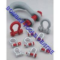 Buy cheap D Shackles Alloy Steel Forged from wholesalers