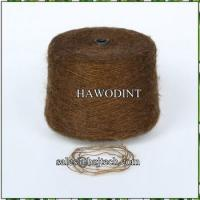 Buy cheap 5.5 N/L Mohair Blended Yarn 30% Wool 70% Acrylic from wholesalers