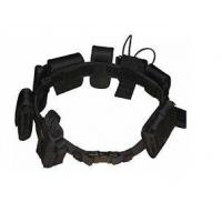 Buy cheap Black Wilderness Tactical Belts For Holsters Law Enforcement from wholesalers