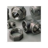 Buy cheap SB366 Monel 400 500 Forged Fittings High Pressure from wholesalers