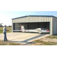 Buy cheap Prefabricated Steel Structure Aircraft Hangar Building from wholesalers
